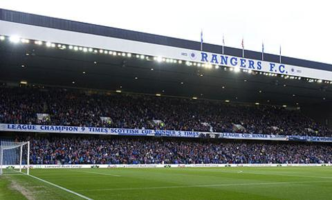 Rangers are considering making changes to Ibrox Stadium