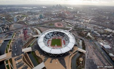 The London Olympic and Paralympic Stadium