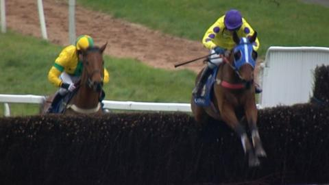 Le Beau Bai wins Welsh National at Chepstow