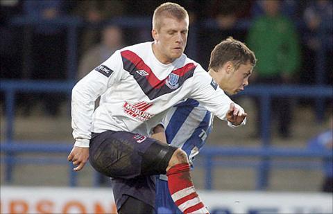 Aaron Boyd has joined Coleraine