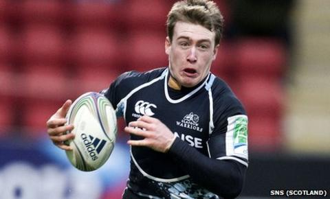 Stuart Hogg has impressed for Glasgow Warriors this season
