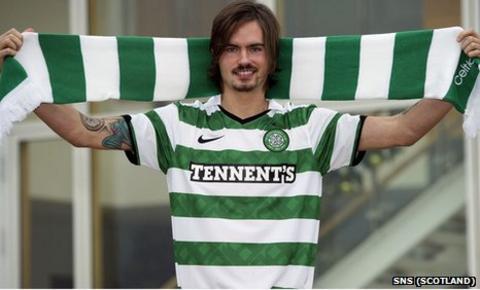 New Celtic signing Mikael Lustig