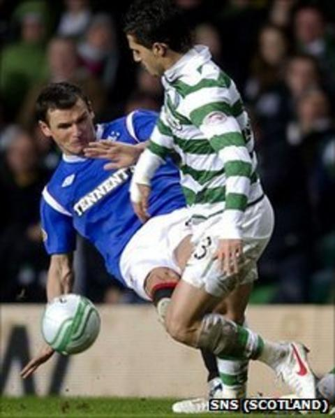 Lee McCulloch and Beram Kayal