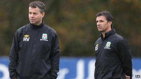 Raymond Verheijen worked closely with Gary Speed