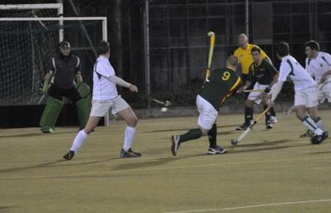 Guernsey Hockey Club vs Truro