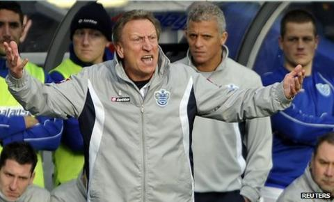 Former QPR boss Neil Warnock