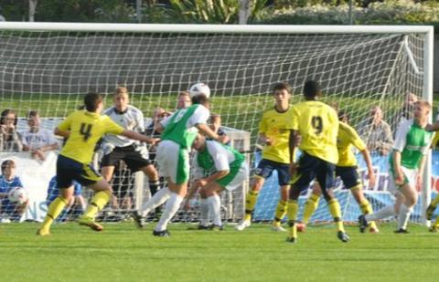 Guernsey FC vs Bristol City