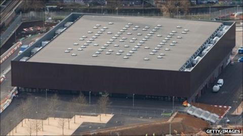 The Copper Box (formerly Handball Arena)