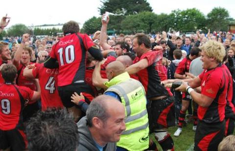Jersey win 2011 National Two play-off final