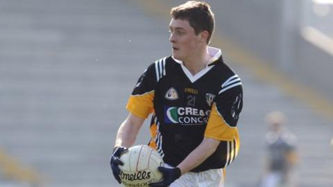 CJ McGourty faces a lengthy spell on the sidelines