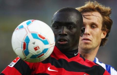 Freiburg and Senegal striker Papiss Demba Cisse