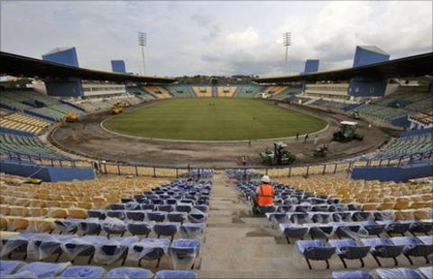 The Franceville Stadium