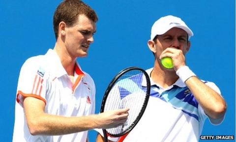 Jamie Murray and Paul Hanley