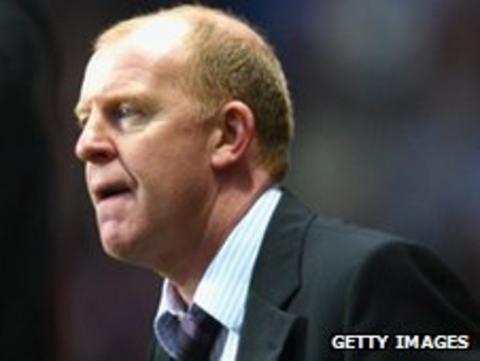 Sheffield Wednesday manager Gary Megson