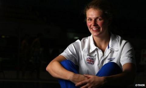 Team GB captain Fran Leighton