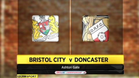 Bristol City 2-1 Doncaster