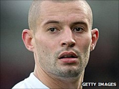 Port Vale captain Marc Richards