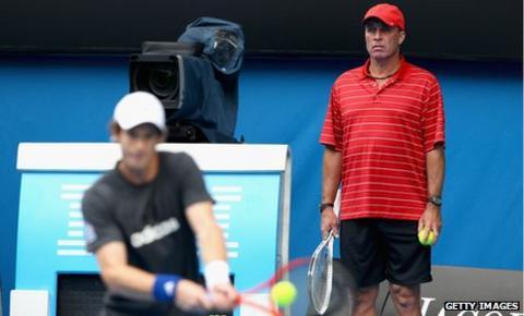 Andy Murray Ivan Lendl