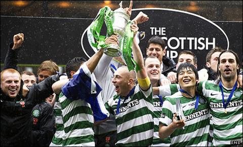 Celtic are the current Scottish Cup holders