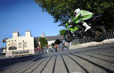 James Hillier, Isle of Man TT
