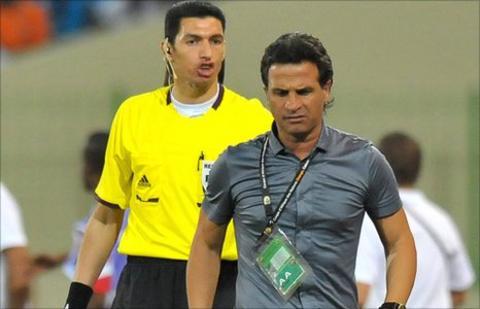 Burkina Faso coach Paulo Duarte