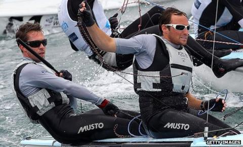 Nic Asher and Elliot Willis