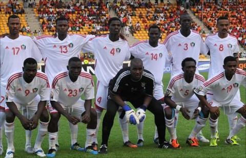 Sudan's national football team