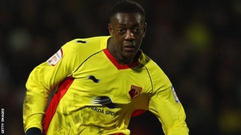 Striker Marvin Sordell joined Bolton from Watford