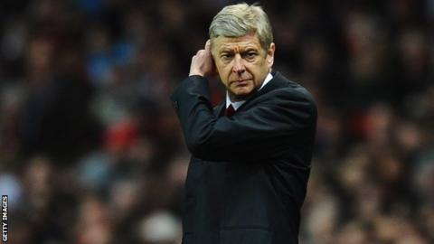 Arsene Wenger avoided losing four Premier League games in a row for the first time at Arsenal