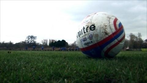 Football League ball