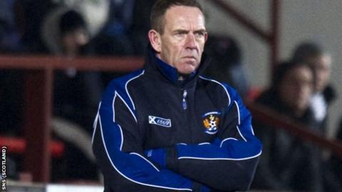 Kenny Shiels