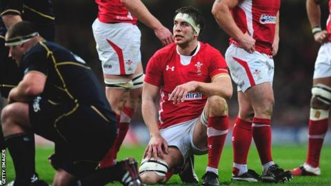 Ryan Jones has won 60 caps for Wales and captained his country 28 times