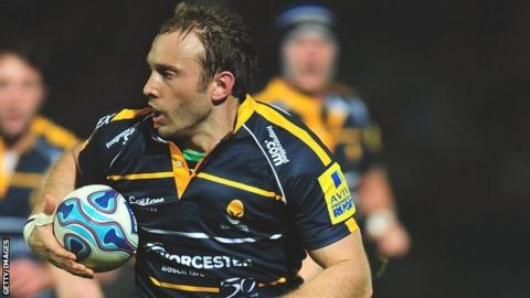 Worcester Warriors captain Chris Pennell signs new contract