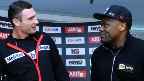 Vitali Klitschko has reignited his feud with David Haye