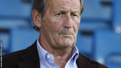 Cardiff Blues chairman Peter Thomas