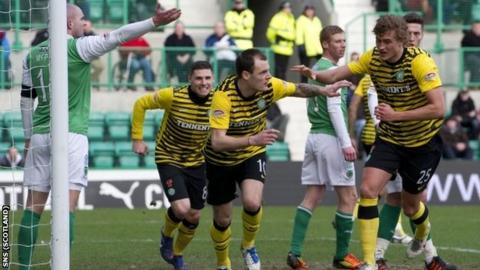 Hooper and Stokes both scored for Celtic at Easter Road