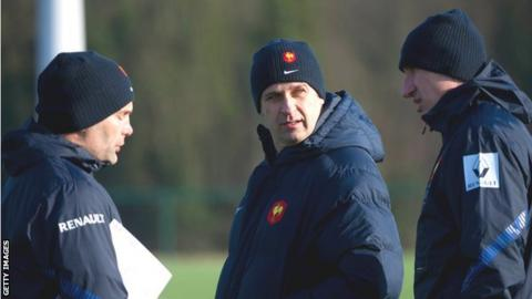 France coach Philippe Saint-Andre