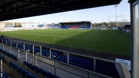 Ross County's Victoria Park