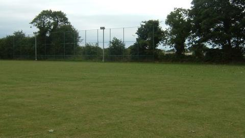 St Martin/SCF's home pitch