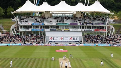 Hampshire Unveil Ageas As New Rose Bowl Ground Sponsor Bbc