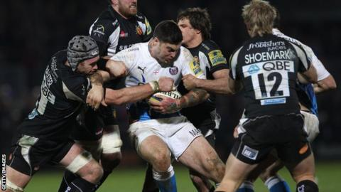 Exeter Chiefs vs Bath