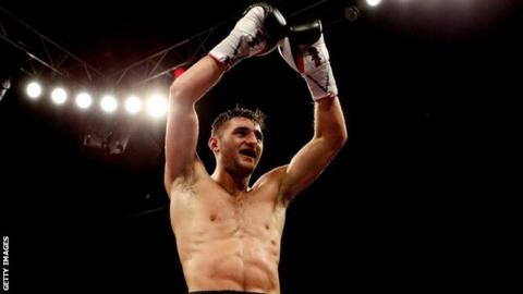 Welshman Nathan Cleverly