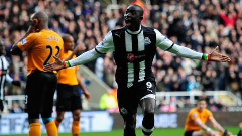 Papiss Demba Cisse has pulled out of Senegal's squad