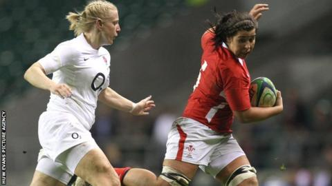 Wales lost 33-0 against England at Twickenham