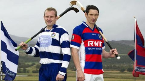 Newtonmore and Kingussie both lost on the opening day of the new season