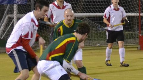 Guernsey Hockey Club vs Sutton Coldfield