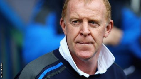 Former Sheffield Wednesday manager Gary Megson