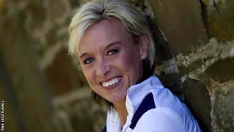 Olympic silver medallist Liz McColgan