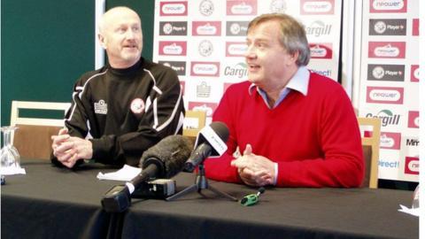 David Keyte and Richard O'Kelly