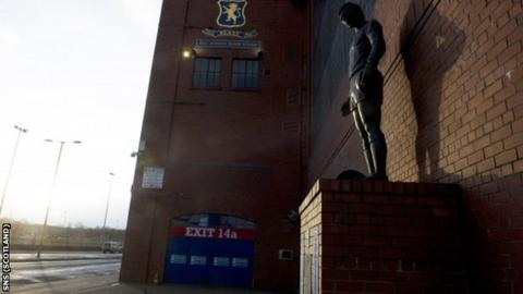 Rangers' adminstrator is facing a difficult decision over staff cuts